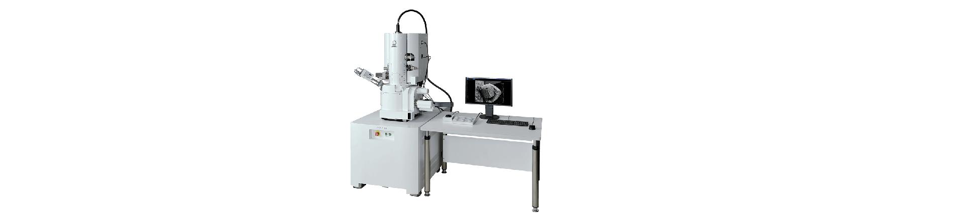 JEOL - Φασματομετρία NMR , JEOL - Ηλεκτρονική Μικροσκοπία Σάρωσης / Διέλευσης