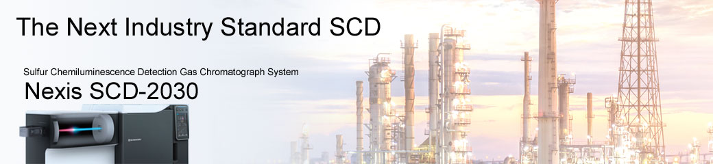 SCD Science and Lab Equipment / Nexis Sulfur Chemiluminescence Detection Gas Chromatograph System SCD-2030