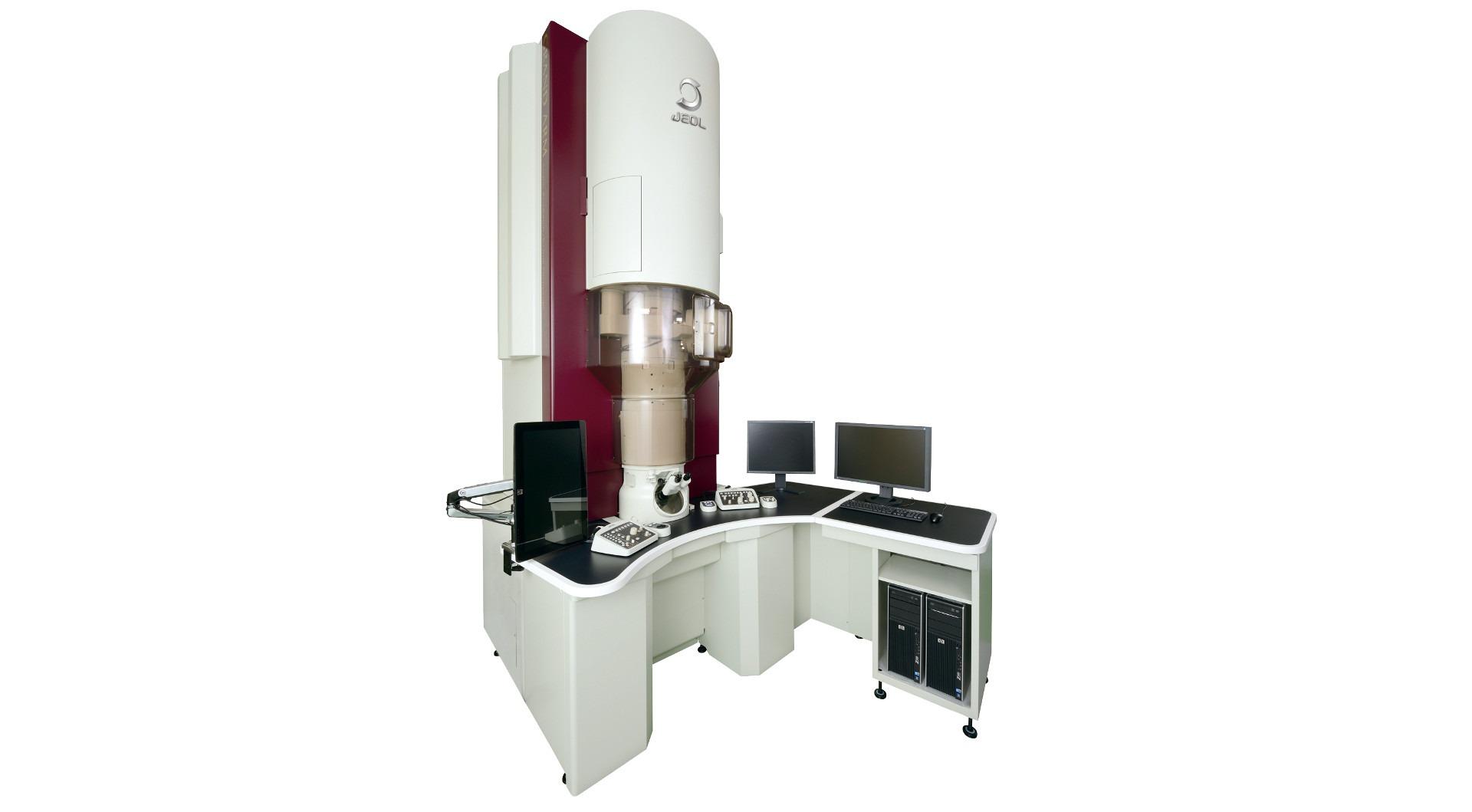 Επιστημονικά όργανα & εξοπλισμός - Μικροσκόπιο Ατομικής Δύναμης JEOL